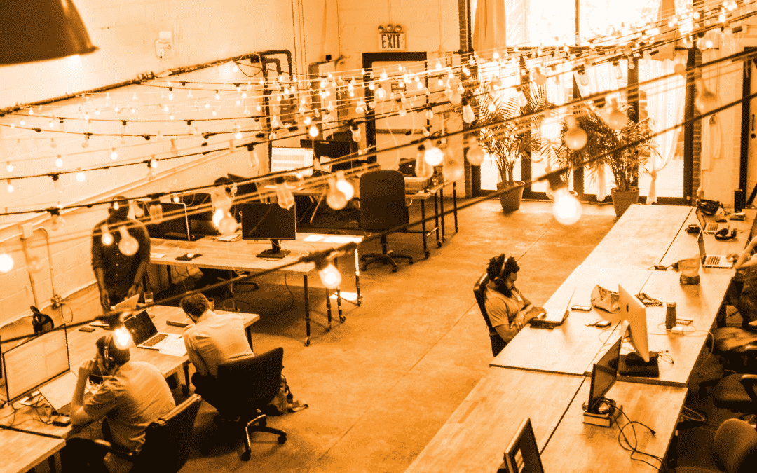3 Big Benefits of Working at a Coworking Space